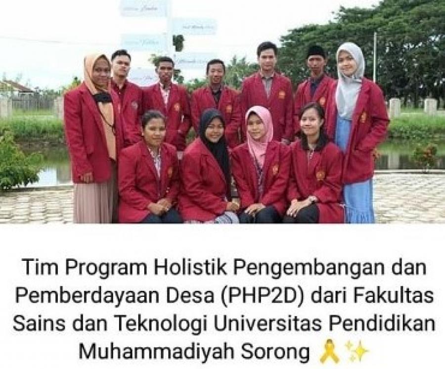 Program Holistik, Pembinaan dan Pemberdayaan Desa (PHP2D)